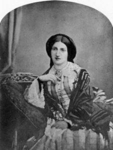 Изабелла Мэри Мейсон, 1854 г.